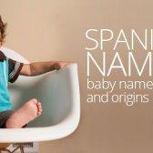 20 nomes espanhóis para os meninos