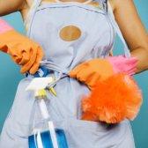 5 maneiras de limpar a casa
