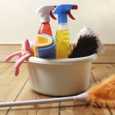 Cleaner cozinha natural