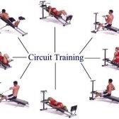 rotinas de treinamento de circuito