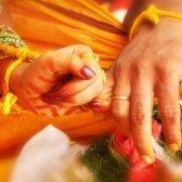 Indiana destino de casamento da noiva. Aqui está o porquê