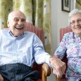 Homem 103 anos de idade para se casar aos 91 anos de idade para se casar!