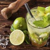 11 voltas refrescante no Mojito Cubano clássico