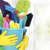 5 tarefas de limpeza de primavera essenciais