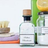 6 Home remédios de limpeza que realmente funcionam