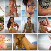 Bikini programa de revisão do modelo - como é que o programa de perda de gordura?