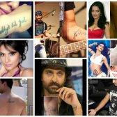 Estrelas de Bollywood que tatuado o nome de seu amado