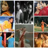 dança da chuva e saree conexão de Bollywood