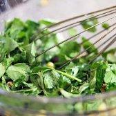 Candle 79: salada de agrião com hempseed vinagrete receita