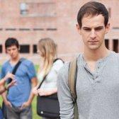 As causas de depressão e ansiedade em adolescentes / entre os estudantes