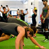 Classe Ação: formulário de fitness bootcamp soldado