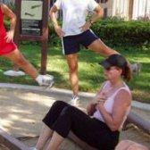 Você tem o que é preciso para ser um novato Fitness Boot Camp?