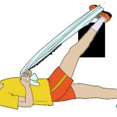 Exercício para joelhos ruins