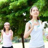 Exercício promove um sono melhor