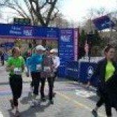 Encontrar força e inspiração em uma maratona