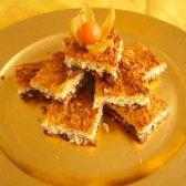 , Glúten de biscoitos de amendoim grátis para festa de Thanksgiving sem allergie-