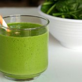benefícios smoothie verde