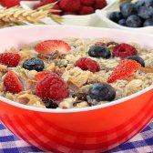 Musculação e dieta saudável queimar gordura pequeno-almoço