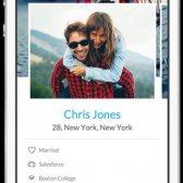 app dobradiça faz namoro-casados se sentir culpado exibindo seu status de relacionamento