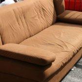 Comentar Limpo da ONU sofá de microfibra