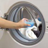 Comentar Limpe a máquina de lavar roupa em junho