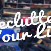 Como declutter sua vida e reduzir o estresse - 11 dicas