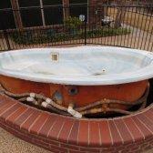 Comentar reparar um vazamento de Whirlpool da ONU