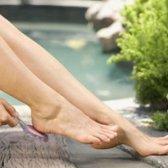 Como para curar pés rachados casa rapidamente e, naturalmente,
