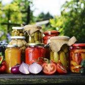 Como legumes em conserva eo que fazer com eles