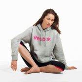Quer ajudar quantidades de tara desenhar uma linha para Reebok yoga?
