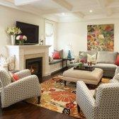 Como misturar com bom gosto, padrões e texturas ao decorar a casa