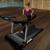 É a perda de peso apenas em uma realidade virtual?
