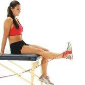 Lista de 15 fisioterapia exercícios para dor no joelho
