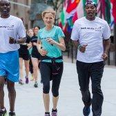 Marathon que ajuda sem-teto?
