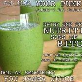 Minha receita favorita de suco verde: cozinha bandido