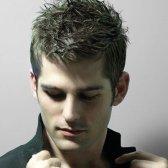 estilos de cabelo rápido e chique para homens