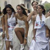 noiva em fuga, raça da noiva