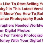 Vender a sua opinião Fotos da eBook pdf - este guia vai funcionar?