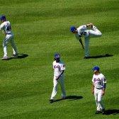Leve o seu yoga no jogo de bola