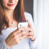 Texting etiqueta - eu tenho o primeiro texto?