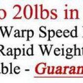 Velocidade de gordura cadeia perda pdf classificação 2.0 - Mike é o programa útil?