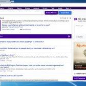 Como excluir uma pergunta no Yahoo Respostas