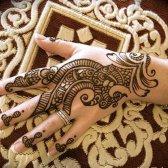 Comentar remover o corpo de henna