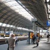Comentário de viagem para o aeroporto de Schiphol, em Amesterdão