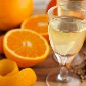 licor de laranja