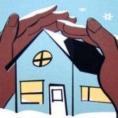 Poupar energia em sua casa para o inverno