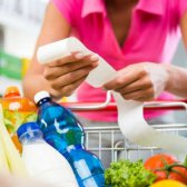 Dicas derrame protetor de compras na mercearia