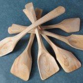 Colher de madeira inteligente