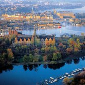 Oslo trem para Estocolmo
